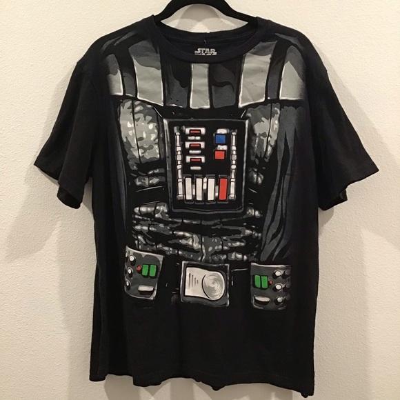 Star Wars Darth Vader Tshirt with Cape